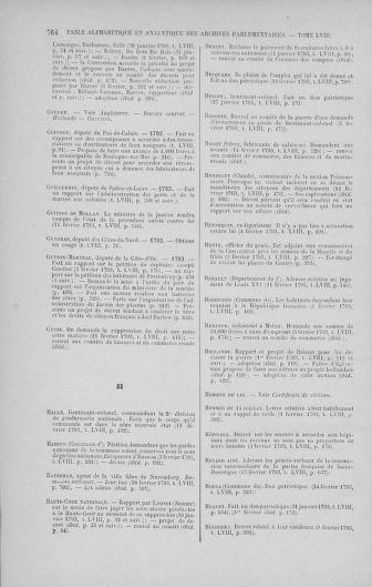 Tome 58 : Du 29 janvier au 18 février 1793 - page 764