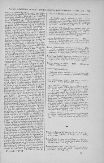 Tome 58 : Du 29 janvier au 18 février 1793 - page 769