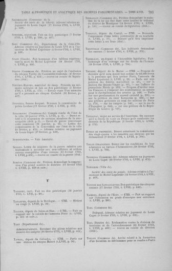 Tome 58 : Du 29 janvier au 18 février 1793 - page 783