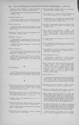 Tome 58 : Du 29 janvier au 18 février 1793 - page 784