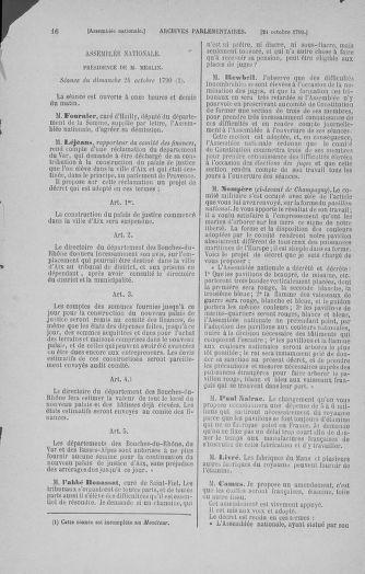 Tome 20 : Du 23 octobre au 26 novembre 1790 - page 16