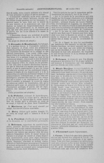 Tome 20 : Du 23 octobre au 26 novembre 1790 - page 39