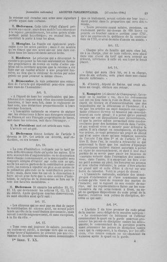 Tome 20 : Du 23 octobre au 26 novembre 1790 - page 49