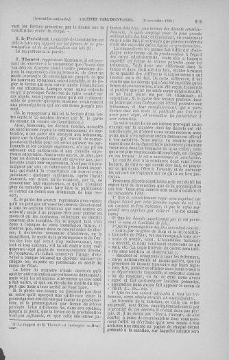 Tome 20 : Du 23 octobre au 26 novembre 1790 - page 191