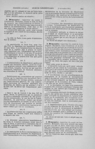 Tome 20 : Du 23 octobre au 26 novembre 1790 - page 253