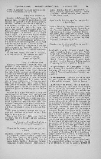 Tome 20 : Du 23 octobre au 26 novembre 1790 - page 267