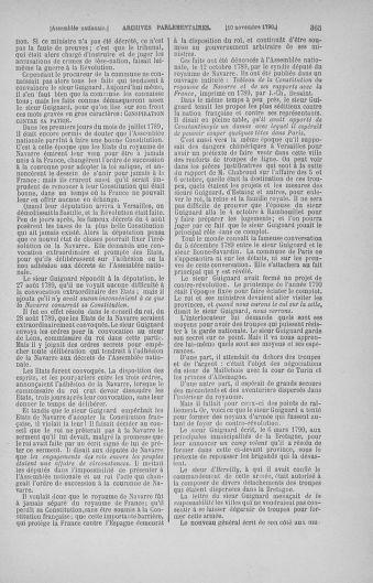 Tome 20 : Du 23 octobre au 26 novembre 1790 - page 365