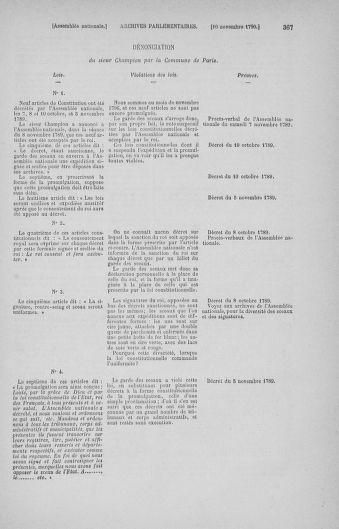 Tome 20 : Du 23 octobre au 26 novembre 1790 - page 367