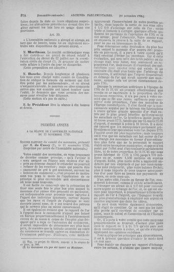 Tome 20 : Du 23 octobre au 26 novembre 1790 - page 378