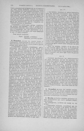 Tome 20 : Du 23 octobre au 26 novembre 1790 - page 424