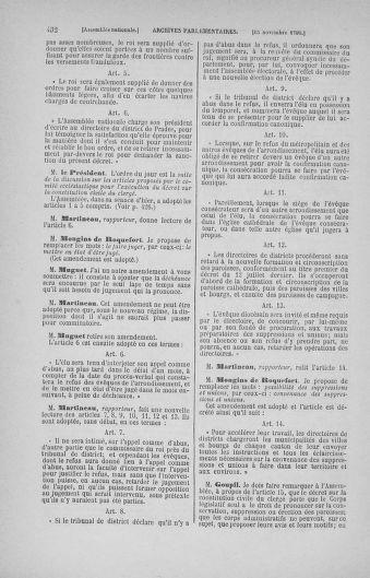Tome 20 : Du 23 octobre au 26 novembre 1790 - page 432