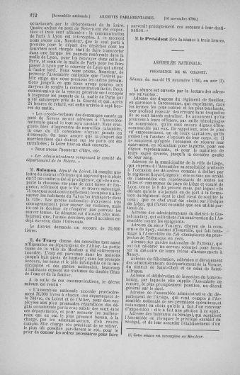 Tome 20 : Du 23 octobre au 26 novembre 1790 - page 472