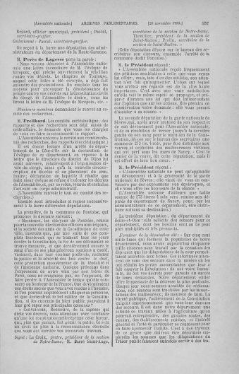 Tome 20 : Du 23 octobre au 26 novembre 1790 - page 557