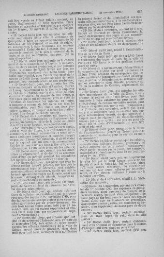 Tome 20 : Du 23 octobre au 26 novembre 1790 - page 615