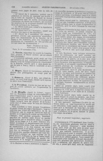 Tome 20 : Du 23 octobre au 26 novembre 1790 - page 616