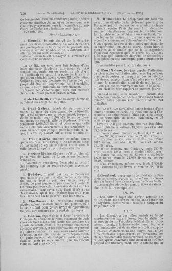 Tome 20 : Du 23 octobre au 26 novembre 1790 - page 736