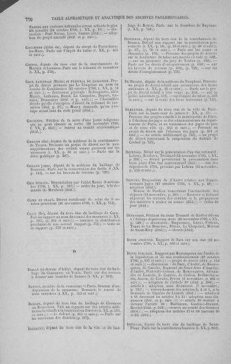 Tome 20 : Du 23 octobre au 26 novembre 1790 - page 770