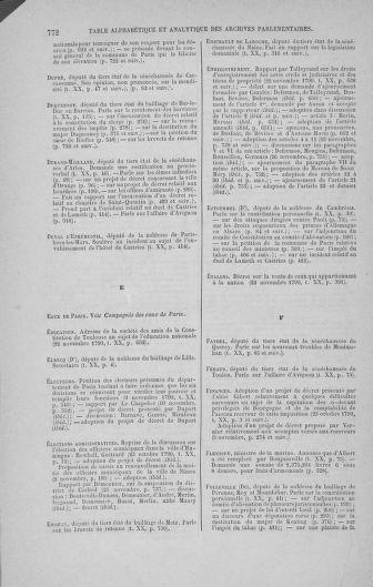 Tome 20 : Du 23 octobre au 26 novembre 1790 - page 772