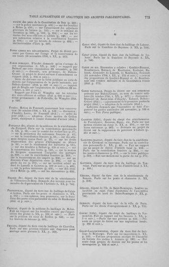 Tome 20 : Du 23 octobre au 26 novembre 1790 - page 773