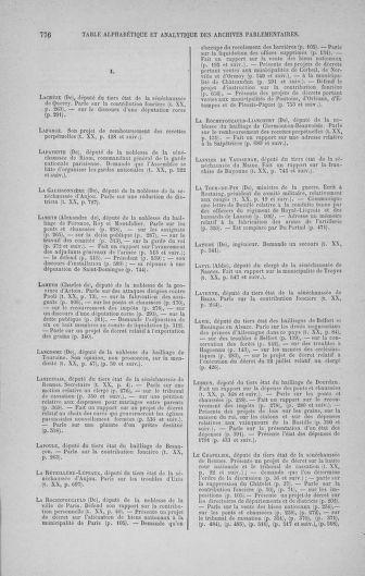 Tome 20 : Du 23 octobre au 26 novembre 1790 - page 776