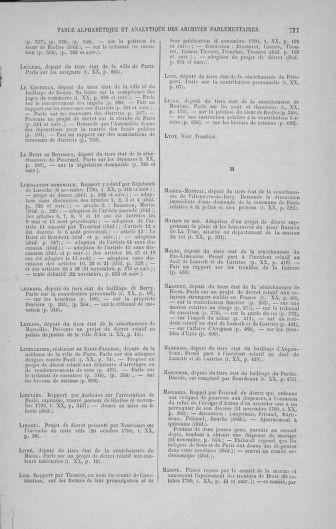 Tome 20 : Du 23 octobre au 26 novembre 1790 - page 777