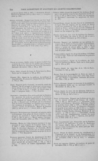 Tome 20 : Du 23 octobre au 26 novembre 1790 - page 780