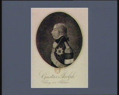 <em>Gustav</em> Adolph König von Schweden : [estampe]