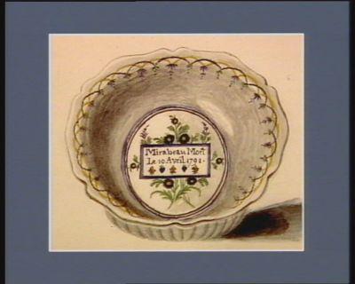 Mirabeau mort le 10 avril 1791 [dessin]
