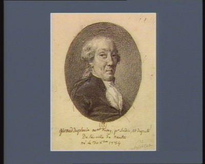 Giraud Duplessix av.at du roy, p.r sindic, et deputé De la ville de Nantes né le 30 X.bre 1754 : [dessin]