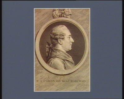 P.A. Caron de Beaumarchais [estampe]