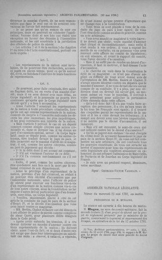 Tome 44 : Du 22 mai au 8 juin 1792 - page 13