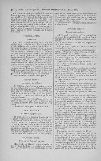 Tome 44 : Du 22 mai au 8 juin 1792 - page 58