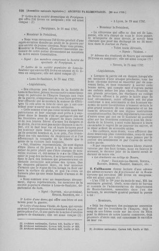 Tome 44 : Du 22 mai au 8 juin 1792 - page 198
