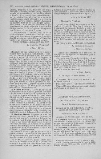 Tome 44 : Du 22 mai au 8 juin 1792 - page 390