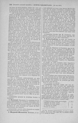 Tome 44 : Du 22 mai au 8 juin 1792 - page 392