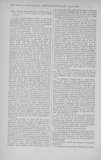 Tome 44 : Du 22 mai au 8 juin 1792 - page 488