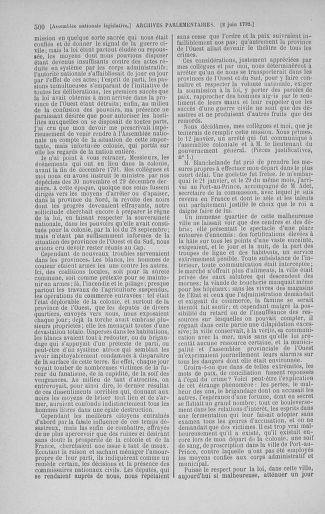 Tome 44 : Du 22 mai au 8 juin 1792 - page 500