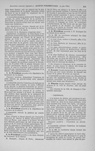 Tome 44 : Du 22 mai au 8 juin 1792 - page 541