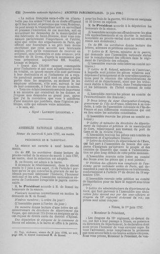 Tome 44 : Du 22 mai au 8 juin 1792 - page 636