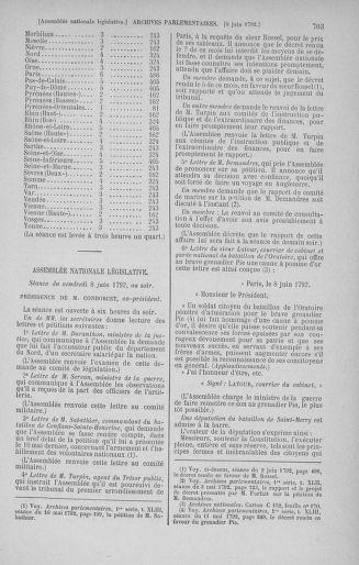 Tome 44 : Du 22 mai au 8 juin 1792 - page 703