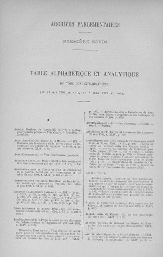 Tome 44 : Du 22 mai au 8 juin 1792 - page 742