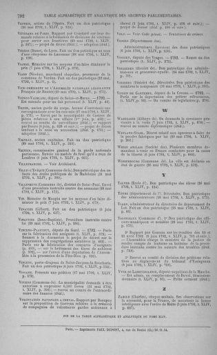 Tome 44 : Du 22 mai au 8 juin 1792 - page 792