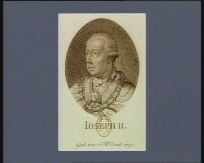 Joseph II [estampe]