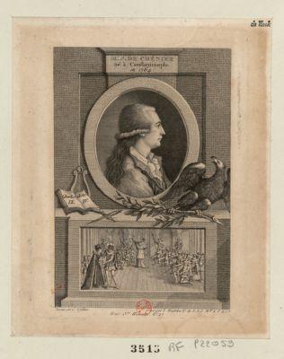 M.J. de Chénier Charles IX. Acte IV : [estampe]