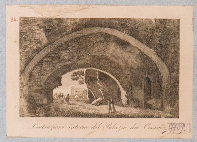 Palatino, resti della Domus Severiana