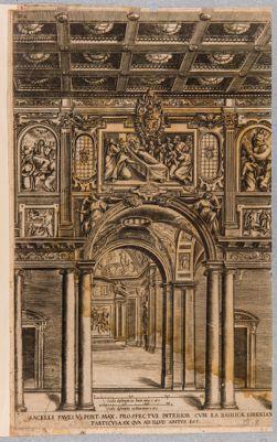Chiesa di Santa Maria Maggiore, Cappella Paolina