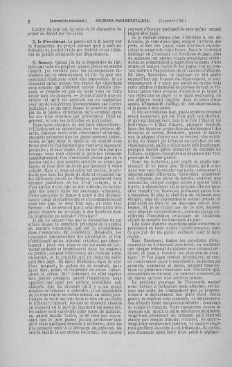 Tome 22 : Du 3 janvier au 5 février 1791 - page 2