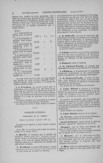 Tome 22 : Du 3 janvier au 5 février 1791 - page 8