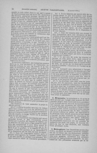 Tome 22 : Du 3 janvier au 5 février 1791 - page 10