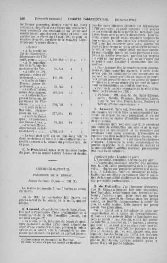 Tome 22 : Du 3 janvier au 5 février 1791 - page 106